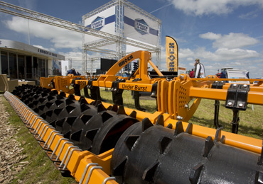 Photo of the Brock UnderBurst 30/60 at Cereals 2015